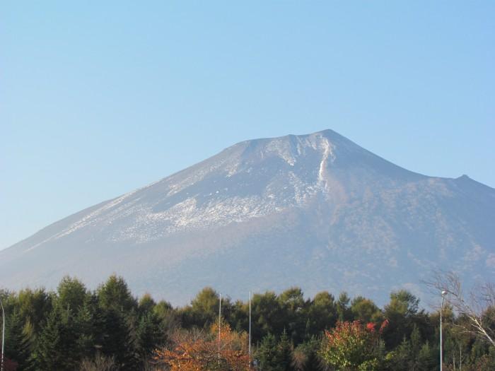 岩手山 - Mount Iwate