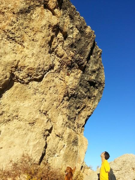 squaretop boulder